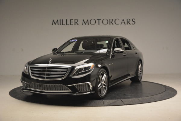 Used 2015 Mercedes-Benz S-Class S 65 AMG for sale Sold at Rolls-Royce Motor Cars Greenwich in Greenwich CT 06830 1
