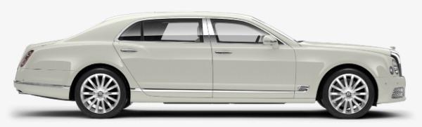 New 2017 Bentley Mulsanne EWB for sale Sold at Rolls-Royce Motor Cars Greenwich in Greenwich CT 06830 2