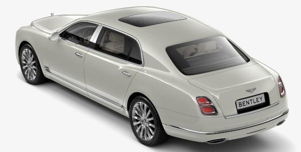New 2017 Bentley Mulsanne EWB for sale Sold at Rolls-Royce Motor Cars Greenwich in Greenwich CT 06830 4