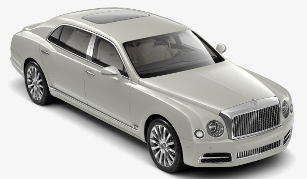 New 2017 Bentley Mulsanne EWB for sale Sold at Rolls-Royce Motor Cars Greenwich in Greenwich CT 06830 5