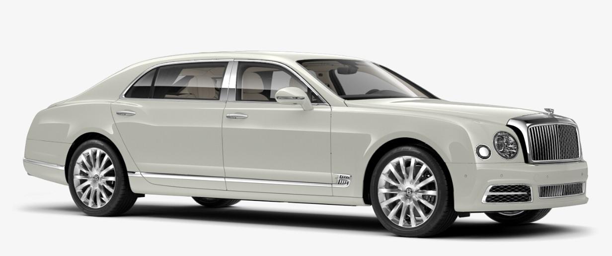 New 2017 Bentley Mulsanne EWB for sale Sold at Rolls-Royce Motor Cars Greenwich in Greenwich CT 06830 1