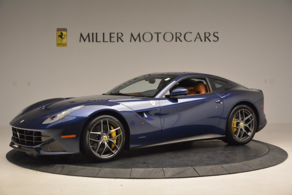 Used 2017 Ferrari F12 Berlinetta for sale Sold at Rolls-Royce Motor Cars Greenwich in Greenwich CT 06830 2