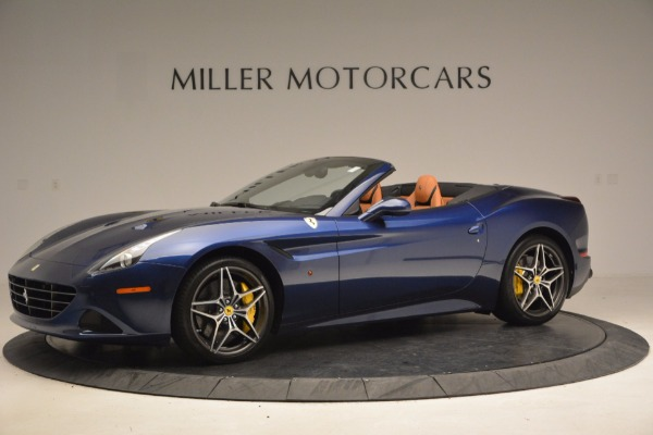 Used 2017 Ferrari California T Handling Speciale for sale Sold at Rolls-Royce Motor Cars Greenwich in Greenwich CT 06830 2