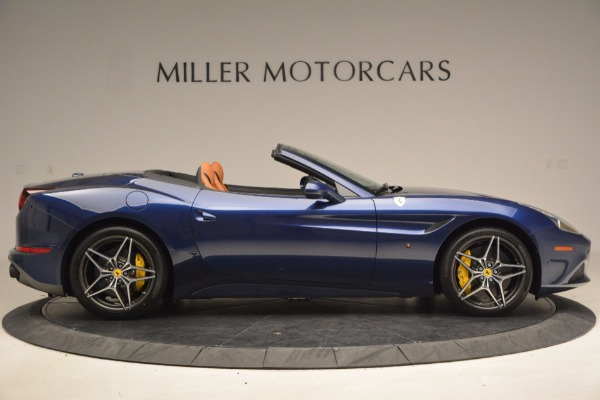 Used 2017 Ferrari California T Handling Speciale for sale $189,900 at Rolls-Royce Motor Cars Greenwich in Greenwich CT 06830 9