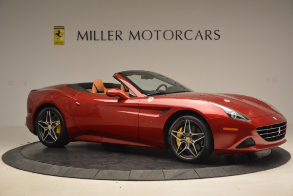 Used 2017 Ferrari California T for sale Sold at Rolls-Royce Motor Cars Greenwich in Greenwich CT 06830 10