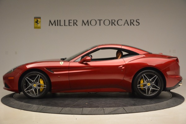 Used 2017 Ferrari California T for sale Sold at Rolls-Royce Motor Cars Greenwich in Greenwich CT 06830 15