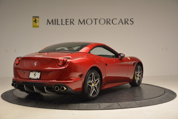 Used 2017 Ferrari California T for sale Sold at Rolls-Royce Motor Cars Greenwich in Greenwich CT 06830 19