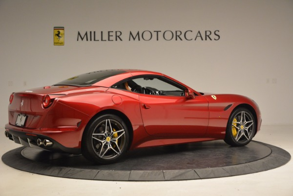 Used 2017 Ferrari California T for sale Sold at Rolls-Royce Motor Cars Greenwich in Greenwich CT 06830 20