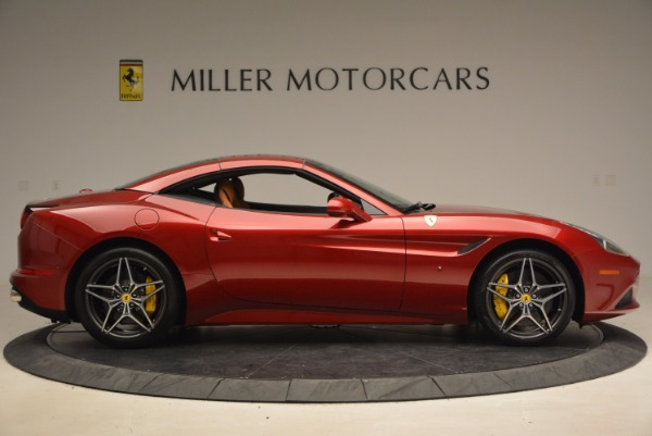 Used 2017 Ferrari California T for sale Sold at Rolls-Royce Motor Cars Greenwich in Greenwich CT 06830 21
