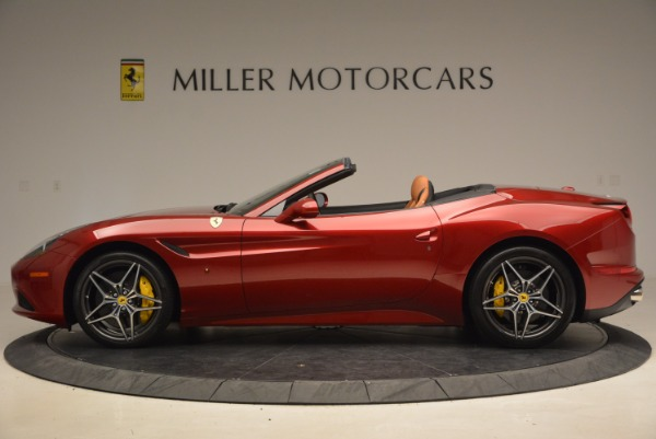 Used 2017 Ferrari California T for sale Sold at Rolls-Royce Motor Cars Greenwich in Greenwich CT 06830 3