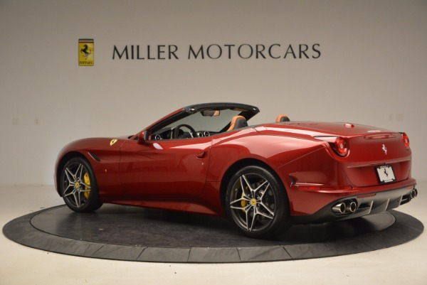 Used 2017 Ferrari California T for sale Sold at Rolls-Royce Motor Cars Greenwich in Greenwich CT 06830 4