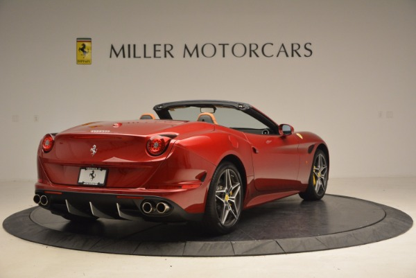 Used 2017 Ferrari California T for sale Sold at Rolls-Royce Motor Cars Greenwich in Greenwich CT 06830 7