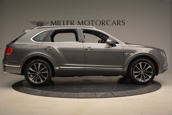 New 2018 Bentley Bentayga Activity Edition-Now with seating for 7!!! for sale Sold at Rolls-Royce Motor Cars Greenwich in Greenwich CT 06830 10