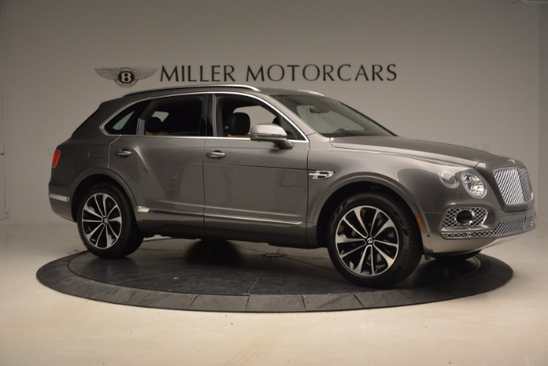 New 2018 Bentley Bentayga Activity Edition-Now with seating for 7!!! for sale Sold at Rolls-Royce Motor Cars Greenwich in Greenwich CT 06830 11