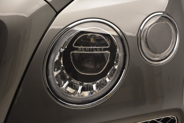 New 2018 Bentley Bentayga Activity Edition-Now with seating for 7!!! for sale Sold at Rolls-Royce Motor Cars Greenwich in Greenwich CT 06830 17