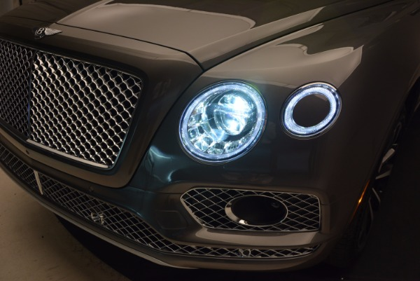 New 2018 Bentley Bentayga Activity Edition-Now with seating for 7!!! for sale Sold at Rolls-Royce Motor Cars Greenwich in Greenwich CT 06830 19