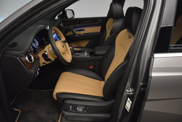 New 2018 Bentley Bentayga Activity Edition-Now with seating for 7!!! for sale Sold at Rolls-Royce Motor Cars Greenwich in Greenwich CT 06830 26