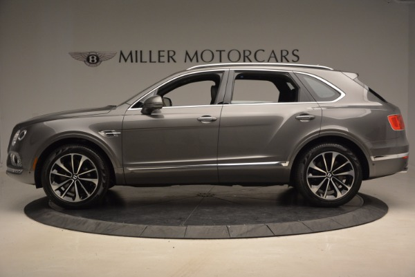 New 2018 Bentley Bentayga Activity Edition-Now with seating for 7!!! for sale Sold at Rolls-Royce Motor Cars Greenwich in Greenwich CT 06830 3