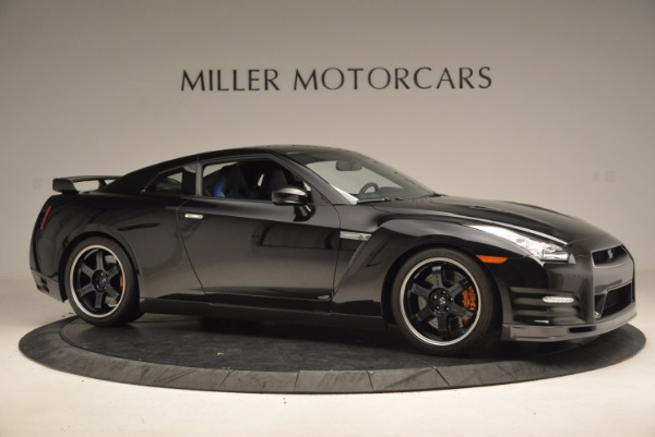 Used 2014 Nissan GT-R Track Edition for sale Sold at Rolls-Royce Motor Cars Greenwich in Greenwich CT 06830 10