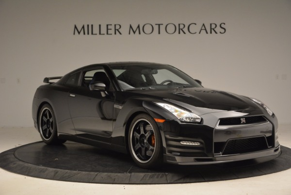 Used 2014 Nissan GT-R Track Edition for sale Sold at Rolls-Royce Motor Cars Greenwich in Greenwich CT 06830 11