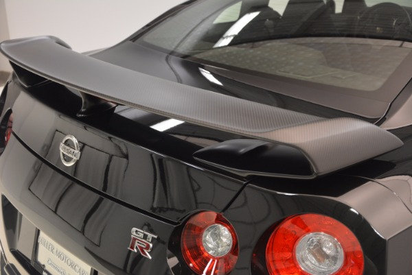 Used 2014 Nissan GT-R Track Edition for sale Sold at Rolls-Royce Motor Cars Greenwich in Greenwich CT 06830 13