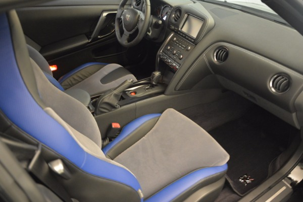 Used 2014 Nissan GT-R Track Edition for sale Sold at Rolls-Royce Motor Cars Greenwich in Greenwich CT 06830 19
