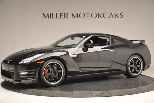 Used 2014 Nissan GT-R Track Edition for sale Sold at Rolls-Royce Motor Cars Greenwich in Greenwich CT 06830 2