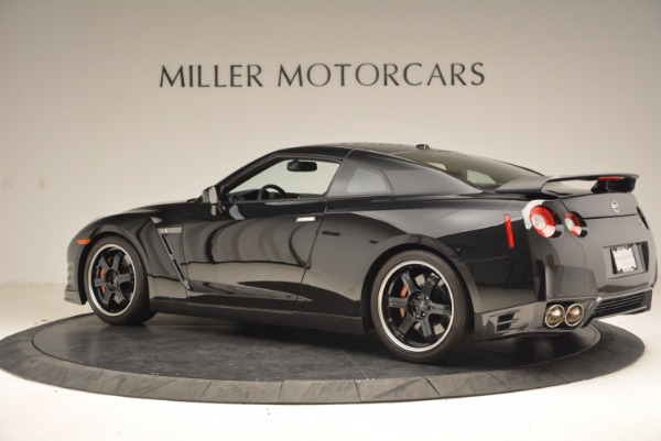 Used 2014 Nissan GT-R Track Edition for sale Sold at Rolls-Royce Motor Cars Greenwich in Greenwich CT 06830 4
