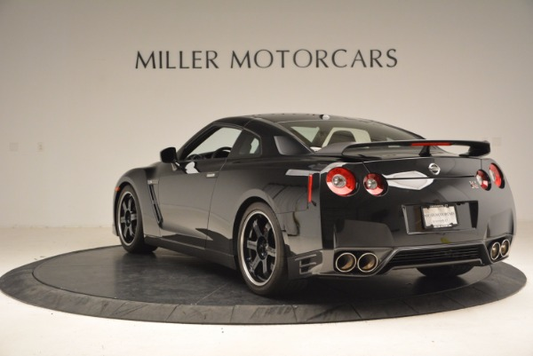 Used 2014 Nissan GT-R Track Edition for sale Sold at Rolls-Royce Motor Cars Greenwich in Greenwich CT 06830 5