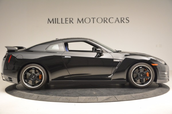 Used 2014 Nissan GT-R Track Edition for sale Sold at Rolls-Royce Motor Cars Greenwich in Greenwich CT 06830 9