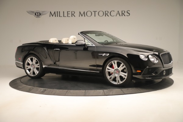 Used 2016 Bentley Continental GTC V8 S for sale $134,900 at Rolls-Royce Motor Cars Greenwich in Greenwich CT 06830 10