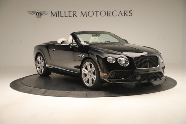 Used 2016 Bentley Continental GTC V8 S for sale $134,900 at Rolls-Royce Motor Cars Greenwich in Greenwich CT 06830 11