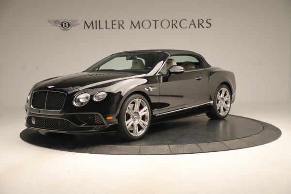 Used 2016 Bentley Continental GTC V8 S for sale $134,900 at Rolls-Royce Motor Cars Greenwich in Greenwich CT 06830 13