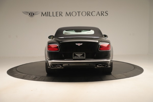 Used 2016 Bentley Continental GTC V8 S for sale $134,900 at Rolls-Royce Motor Cars Greenwich in Greenwich CT 06830 16