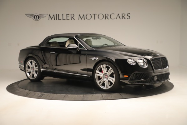 Used 2016 Bentley Continental GTC V8 S for sale $134,900 at Rolls-Royce Motor Cars Greenwich in Greenwich CT 06830 19