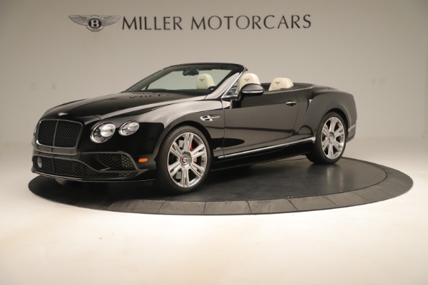 Used 2016 Bentley Continental GTC V8 S for sale $134,900 at Rolls-Royce Motor Cars Greenwich in Greenwich CT 06830 2