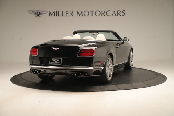 Used 2016 Bentley Continental GTC V8 S for sale $134,900 at Rolls-Royce Motor Cars Greenwich in Greenwich CT 06830 7