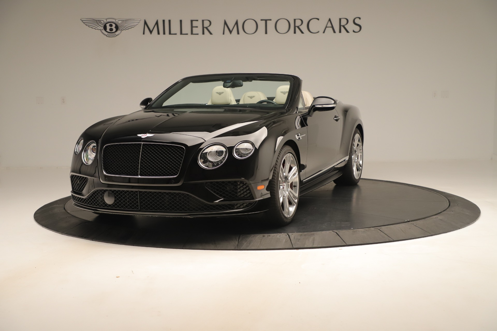 Used 2016 Bentley Continental GTC V8 S for sale $134,900 at Rolls-Royce Motor Cars Greenwich in Greenwich CT 06830 1