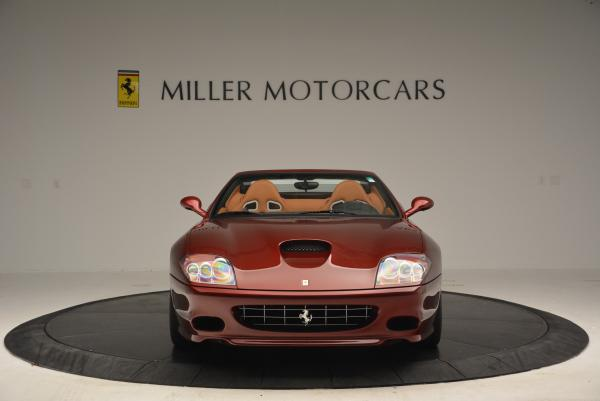 Used 2005 Ferrari Superamerica for sale Sold at Rolls-Royce Motor Cars Greenwich in Greenwich CT 06830 12