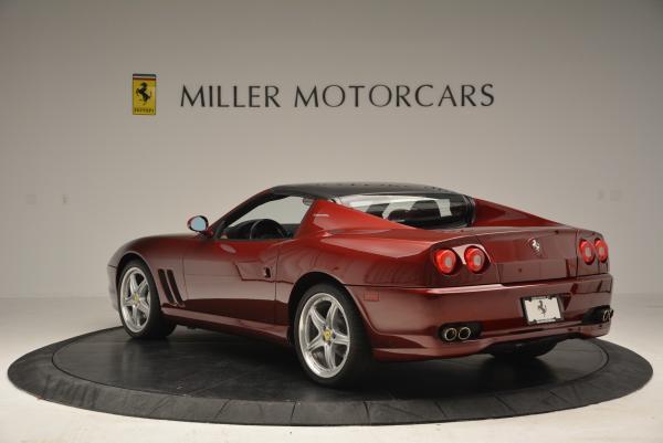 Used 2005 Ferrari Superamerica for sale Sold at Rolls-Royce Motor Cars Greenwich in Greenwich CT 06830 17
