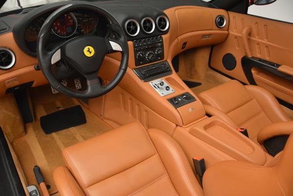 Used 2005 Ferrari Superamerica for sale Sold at Rolls-Royce Motor Cars Greenwich in Greenwich CT 06830 24