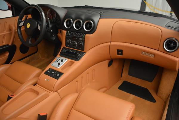 Used 2005 Ferrari Superamerica for sale Sold at Rolls-Royce Motor Cars Greenwich in Greenwich CT 06830 28