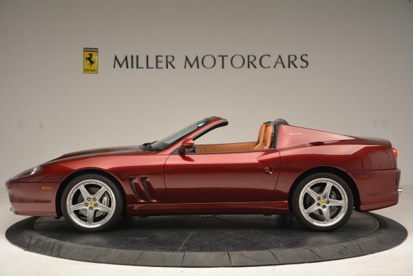 Used 2005 Ferrari Superamerica for sale Sold at Rolls-Royce Motor Cars Greenwich in Greenwich CT 06830 3