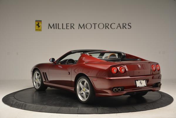 Used 2005 Ferrari Superamerica for sale Sold at Rolls-Royce Motor Cars Greenwich in Greenwich CT 06830 5