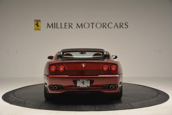 Used 2005 Ferrari Superamerica for sale Sold at Rolls-Royce Motor Cars Greenwich in Greenwich CT 06830 6