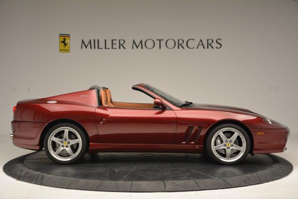 Used 2005 Ferrari Superamerica for sale Sold at Rolls-Royce Motor Cars Greenwich in Greenwich CT 06830 9