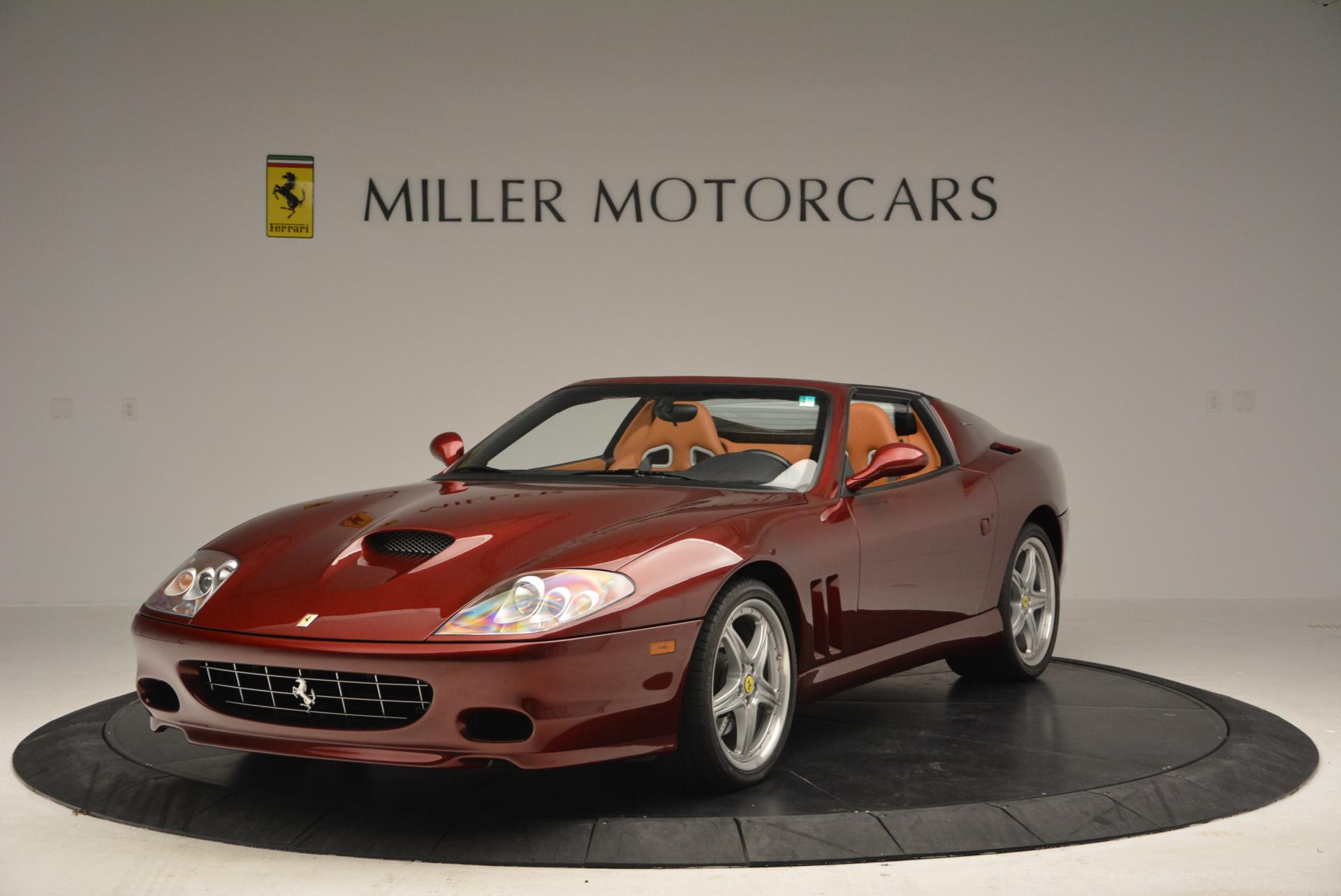 Used 2005 Ferrari Superamerica for sale Sold at Rolls-Royce Motor Cars Greenwich in Greenwich CT 06830 1