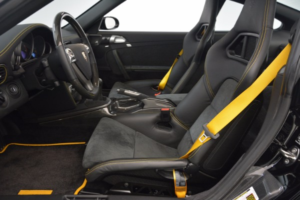 Used 2008 Porsche 911 GT2 for sale Sold at Rolls-Royce Motor Cars Greenwich in Greenwich CT 06830 14
