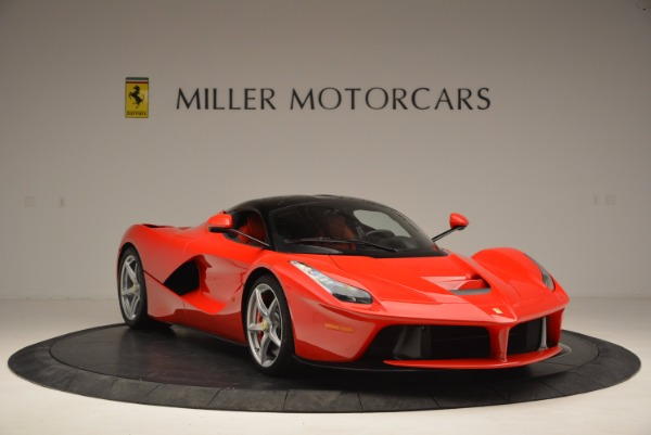 Used 2015 Ferrari LaFerrari for sale Sold at Rolls-Royce Motor Cars Greenwich in Greenwich CT 06830 11