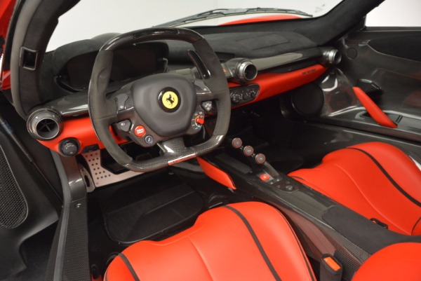 Used 2015 Ferrari LaFerrari for sale Sold at Rolls-Royce Motor Cars Greenwich in Greenwich CT 06830 13
